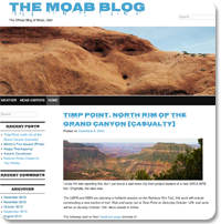 Moab's Official Blog